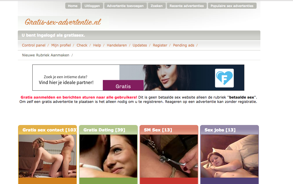 betaalde sex advertenties wapcam sex
