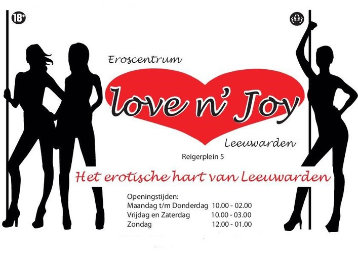 Redlight District Lovenjoy Leeuwarden ! - Afbeelding1