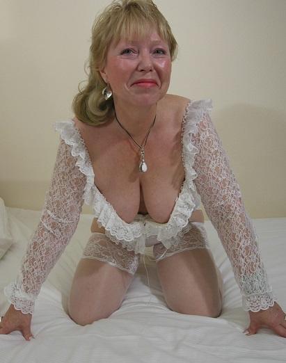 Sexcontact met een oudere dame?