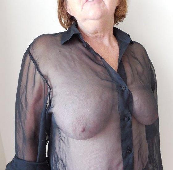 Oudere dame op zoek naar jonge seks god!  - Afbeelding1