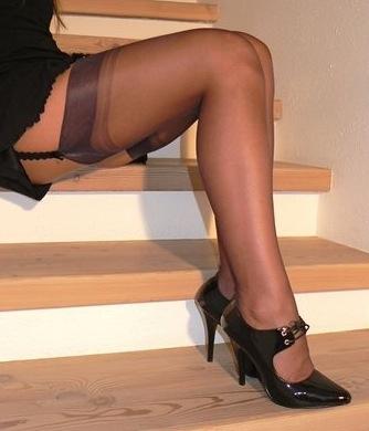 Geile jij op voetjes en pantys? - Afbeelding2