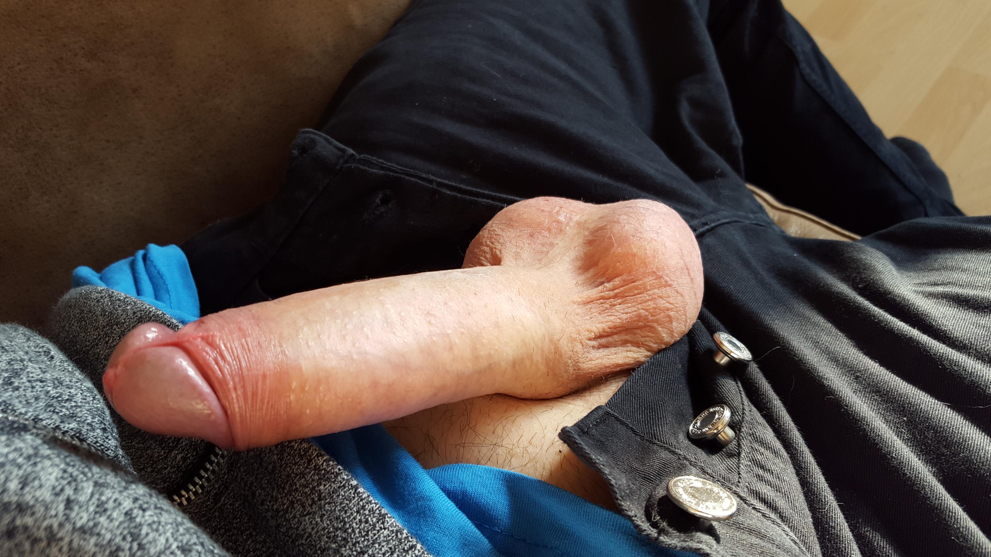 Volgespoten comdooms, gedragen onderbroeken - Afbeelding3