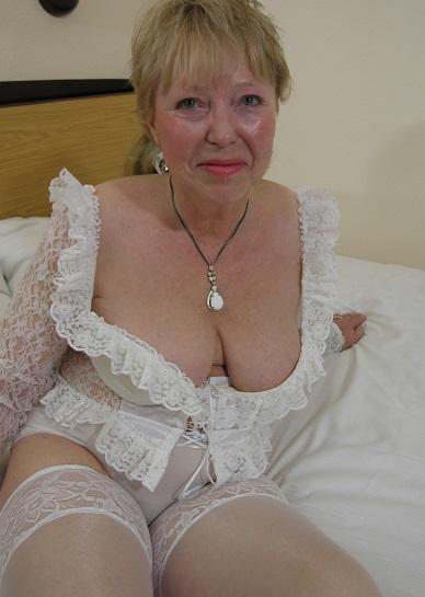 Sex met een oudere dame?