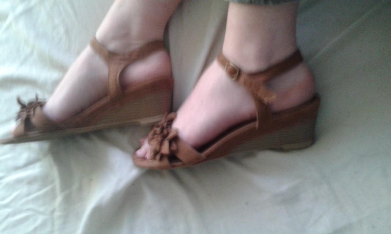 hou jij van gedragen schoenen?? - Afbeelding1