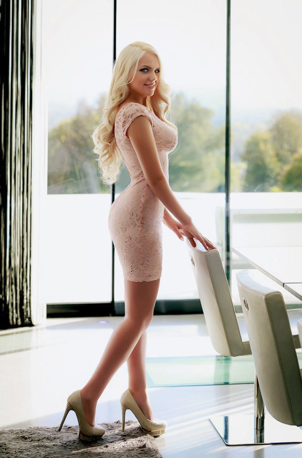 Donna is the perfect escort girl  in Amsterdam