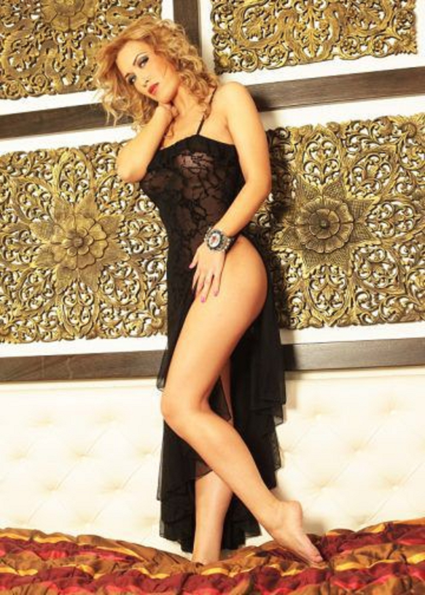 Anna escort in Amsterdam only for mans! - Afbeelding4