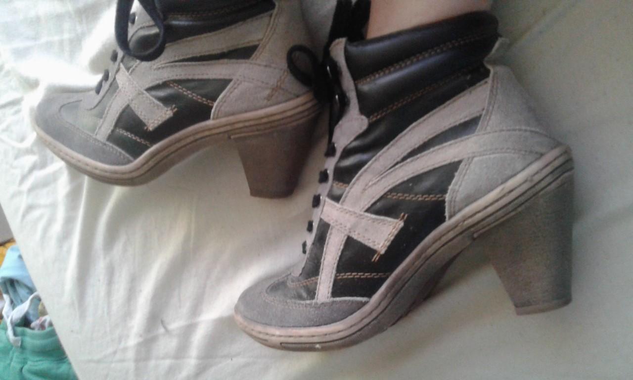 hou jij van gedragen schoenen??
