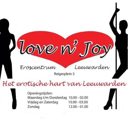 Kom eens naar Lovenjoy in Leeuwarden !