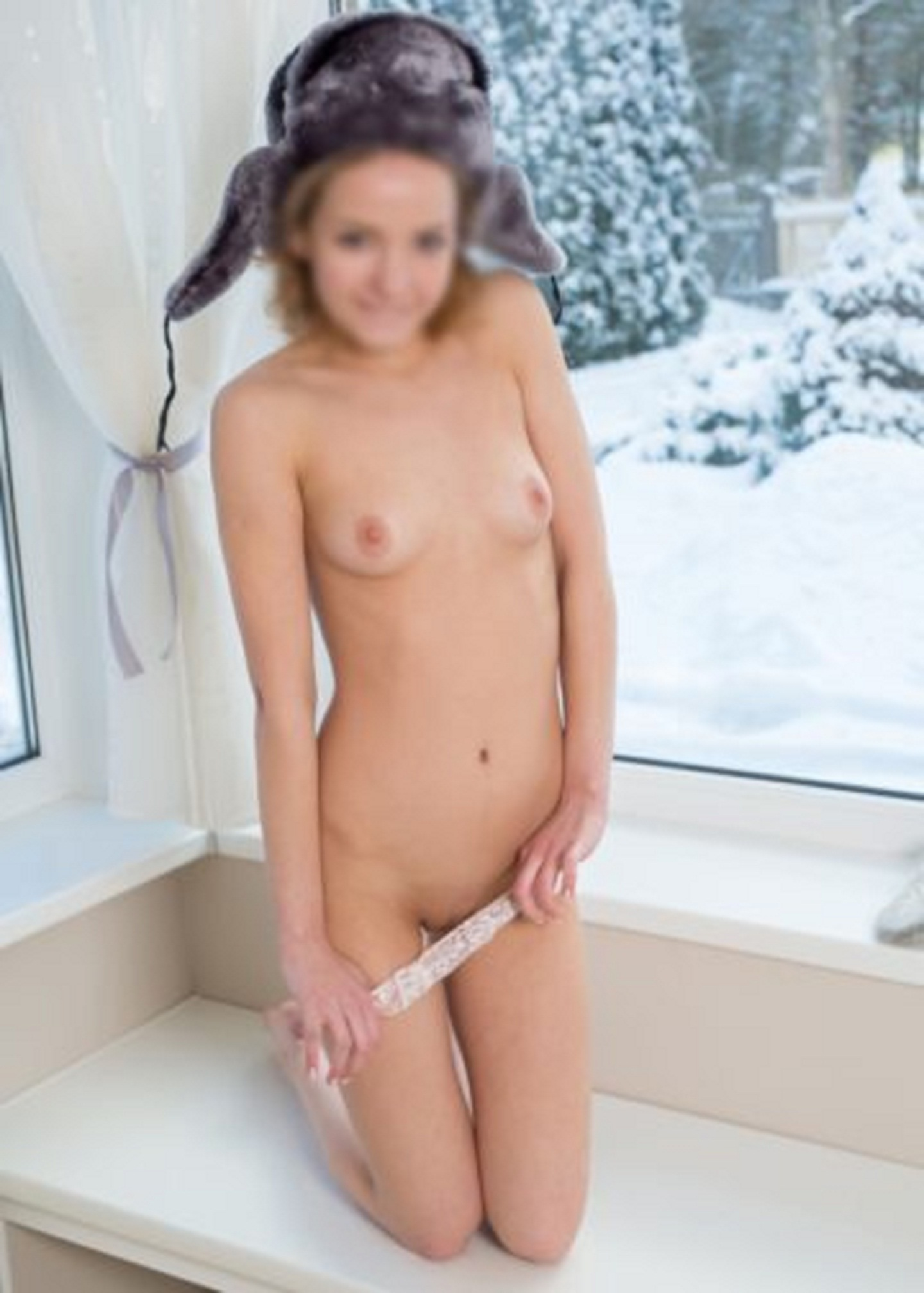 Bubbly babe Faina Hot Escort - Afbeelding3